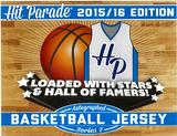 2015/16 Hit Parade Autographed Basketball Jersey Hobby Box - Series 7 - Tim Duncan & Bill Russell!!!