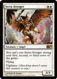 Magic the Gathering 2013 Single Serra Avenger UNPLAYED NM/MT