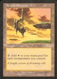 Magic the Gathering Urza's Saga Single Serra's Sanctum - SLIGHT PLAY (SP)