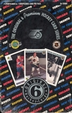 1991/92 Ultimate Original 6 Hockey Wax Box