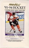 1993/94 Pinnacle Series 2 Hockey Hobby Box