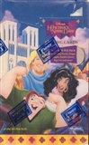 Disney Hunchback of Notre Dame Hobby Box (1996 Fleer/Skybox)