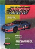 1994 Pro Set:The Year Of Change Power Preview Racing Factory Set Box