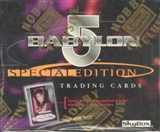 Babylon 5 Special Edition Hobby Box (1997 Fleer/Skybox)