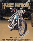 Harley Davidson Series 2 Factory Set (1992 Collect-A-Card)