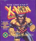 X-Men Series 1 Wax Box (1992 Impel)