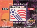 1994 Upper Deck World Cup German Soccer Box