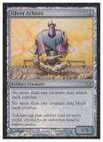 Magic the Gathering Fifth Dawn Single Silent Arbiter FOIL
