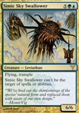 Magic the Gathering Dissension Single Simic Sky Swallower UNPLAYED (NM/MT)