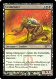 Magic the Gathering Promotional Single Skinrender Foil (WPN) - SLIGHT PLAY (SP)