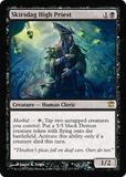 Magic the Gathering Innistrad Single Skirsdag High Priest - NEAR MINT (NM)