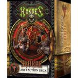 Hordes: Skorne Faction Deck Box (MKIII)