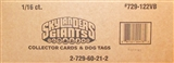 Skylanders Giants 4-Pack 16-Box Case (Topps 2013)