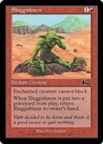 Magic the Gathering Urza's Legacy Single Sluggishness Foil