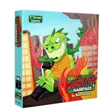 Smash Monster Rampage Board Game (5th Street Games)