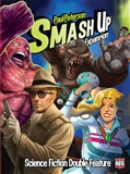 Smash Up Board Game Expansion: Science Fiction Double Feature