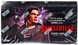 Smallville Seasons 7-10 Trading Cards Box (Cryptozoic 2012)