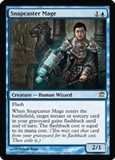 Magic the Gathering Innistrad Single Snapcaster Mage Foil - NEAR MINT (NM)