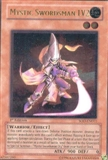 Yu-Gi-Oh Soul of the Duelist 1st Edition Mystic Swordsman LV2 Ultimate Rare