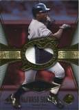 2004 SP Game Used Patch World Series #AS1 Alfonso Soriano Yankees 2/15