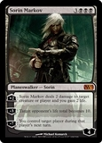 Magic the Gathering 2012 Single Sorin Markov - NEAR MINT (NM)