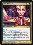 Magic the Gathering Gatecrash Single Soul Ransom Foil