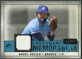 2008 Upper Deck SP Legendary Cuts Legendary Memorabilia Blue Parallel #BS Bruce Sutter /99