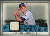 2008 Upper Deck SP Legendary Cuts Legendary Memorabilia Blue #JT Joe Torre /99