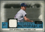 2008 Upper Deck SP Legendary Cuts Legendary Memorabilia Blue Parallel #LA Luis Aparicio /99