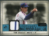 2008 Upper Deck SP Legendary Cuts Legendary Memorabilia Blue Parallel #TS Tom Seaver /99
