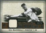 2008 Upper Deck SP Legendary Cuts Legendary Memorabilia Copper #BM Bill Mazeroski /25