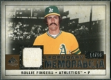 2008 Upper Deck SP Legendary Cuts Legendary Memorabilia Copper #RF Rollie Fingers /50