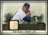 2008 Upper Deck SP Legendary Cuts Legendary Memorabilia Copper #TO Tony Oliva /20