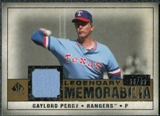 2008 Upper Deck SP Legendary Cuts Legendary Memorabilia #GP2 Gaylord Perry /99