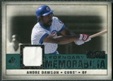 2008 Upper Deck SP Legendary Cuts Legendary Memorabilia Green #AD Andre Dawson /99