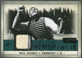 2008 Upper Deck SP Legendary Cuts Legendary Memorabilia Green Parallel #BD Bill Dickey /50