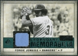 2008 Upper Deck SP Legendary Cuts Legendary Memorabilia Green #FJ Fergie Jenkins /99