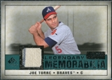 2008 Upper Deck SP Legendary Cuts Legendary Memorabilia Green #JT Joe Torre  /99