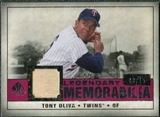 2008 Upper Deck SP Legendary Cuts Legendary Memorabilia Red #TO Tony Oliva /15