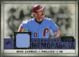 2008 Upper Deck SP Legendary Cuts Legendary Memorabilia Violet Parallel #MS2 Mike Schmidt /50