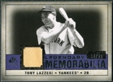 2008 Upper Deck SP Legendary Cuts Legendary Memorabilia Violet Parallel #TL Tony Lazzeri /25
