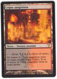 Magic the Gathering Dissension Spanish Single Blood Crypt - NEAR MINT (NM)