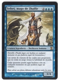 Magic the Gathering Time Spiral Spanish Single Teferi, Mage of Zhalfir - NEAR MINT (NM)