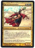 Magic the Gathering Coldsnap Spanish Single Zur the Enchanter (FOIL) - SLIGHT PLAY