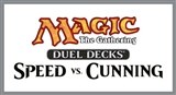 Magic the Gathering Speed vs. Cunning Duel Deck Box