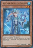 Yu-Gi-Oh Return of the Duelist Single Spellbook Magician of Prophecy Ultimate Rare