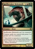 Magic the Gathering Alara Reborn Single Spellbreaker Behemoth - NEAR MINT (NM)