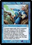 Magic the Gathering Judgement Single Spelljack Foil - NEAR MINT (NM)