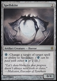Magic the Gathering New Phyrexia Single Spellskite FOIL - MODERATE PLAY (MP)