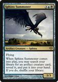 Magic the Gathering Conflux Single Sphinx Summoner UNPLAYED (NM/MT)